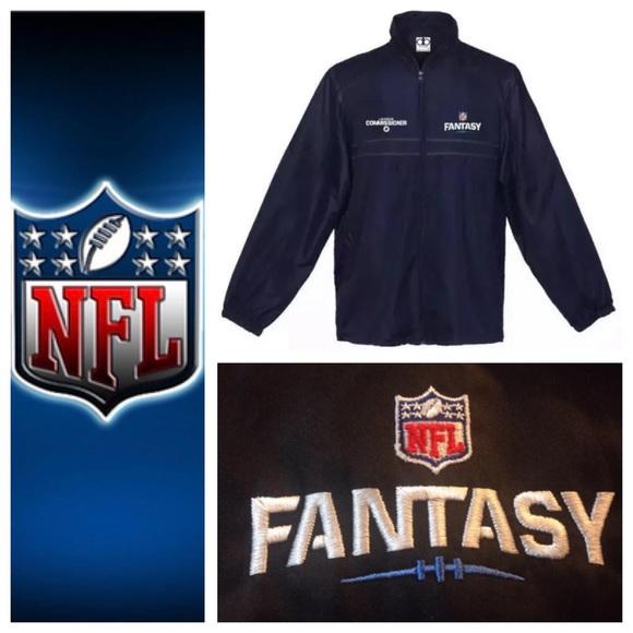 b4c51f084 Official NFL Fantasy Football League Jacket. NWT